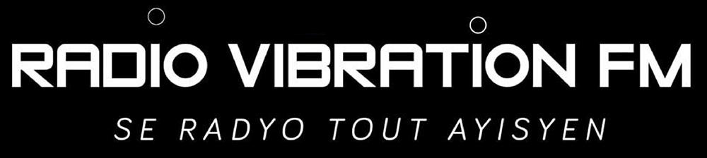 Radio Vibration FM - Se Radyo Tout Ayisten - Logo text